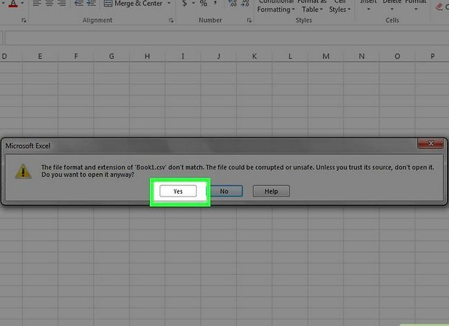 Titel afbeelding Create a Database from a Excel Spreadsheet Step 28