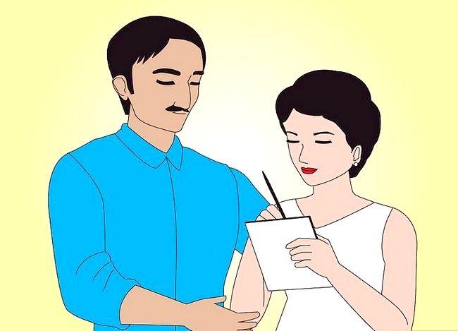 Hoe maak je een lijst met huwelijkscadeaus