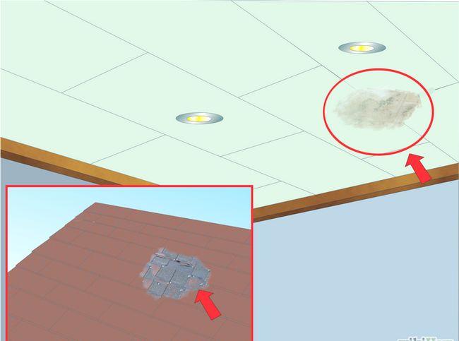 Hoe een dak afdekken met canvas