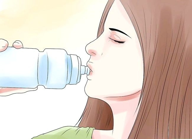 Titel afbeelding Cure Dry Mouth Step 1