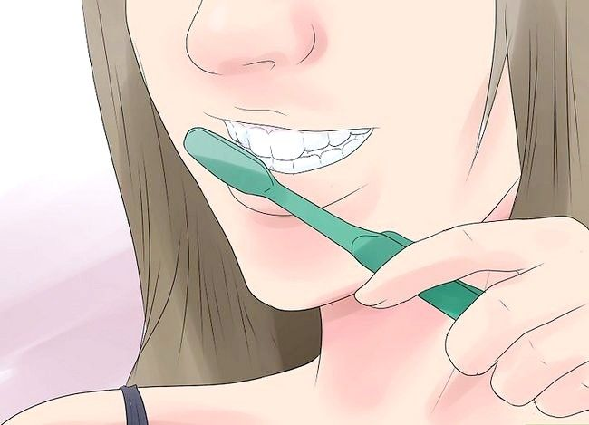 Titel afbeelding Cure Dry Mouth Step 13