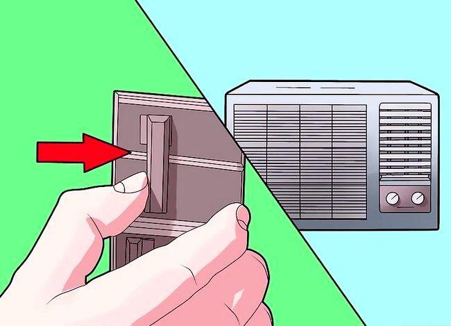 Hoe een airconditioner onderhouden