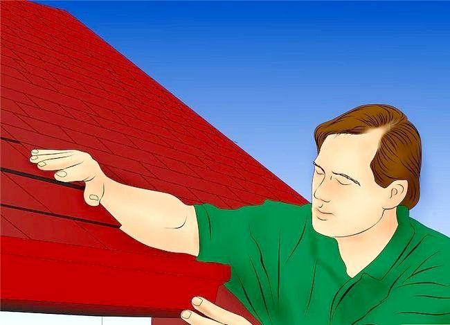 Hoe een dak van tegels te onderhouden