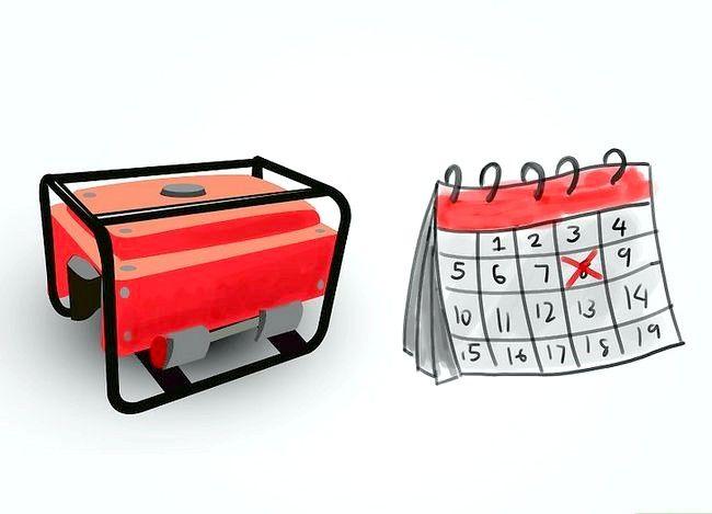 Hoe een generator te onderhouden