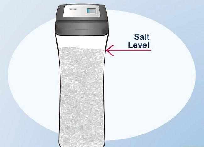 Hoe een waterontharder systeem te onderhouden