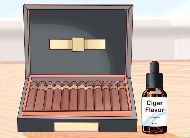 Titel afbeelding Flavor Cigars or Pipe Tobacco Step 1