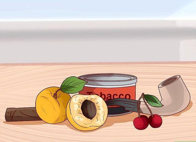 Titel afbeelding Flavor Cigars or Pipe Tobacco Step 16