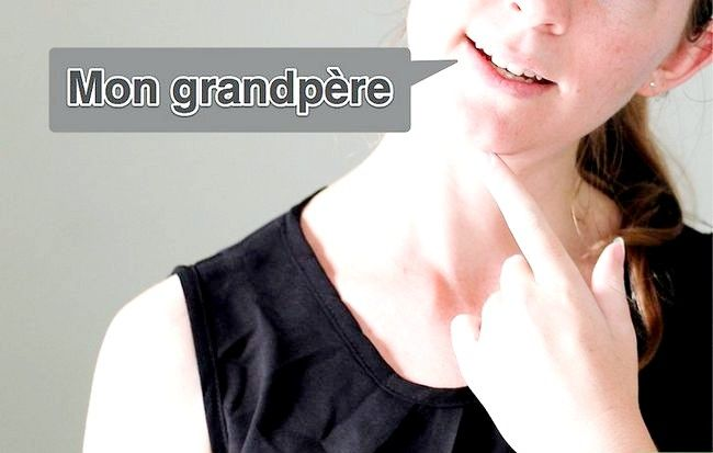 Titel afbeelding Say Family Members in French Step 3