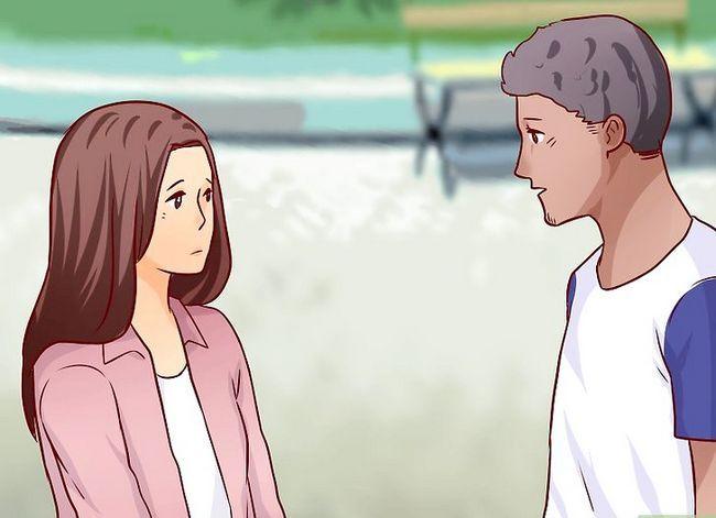 Titel afbeelding Tell A Girl Jij houdt van haar wanneer je er niet zeker van bent dat ze van jou houdt Back Step 11