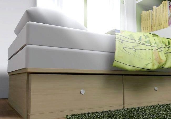 Hoe kleine kamers te versieren