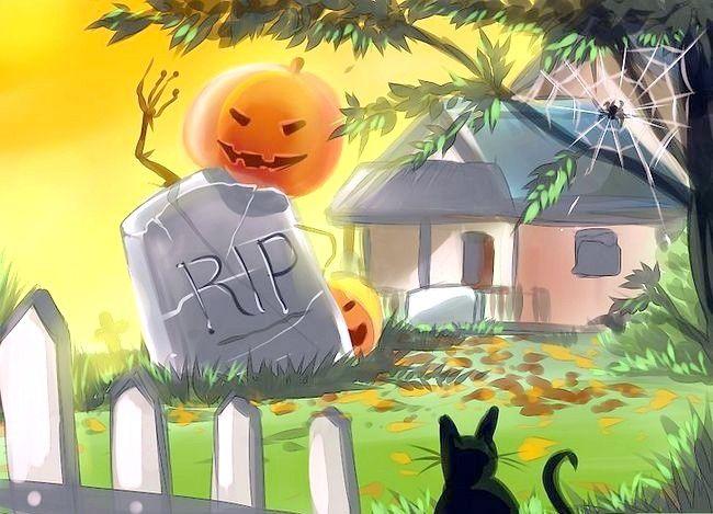 Hoe te versieren voor Halloween