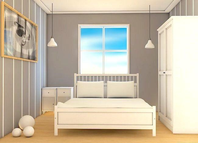 Hoe een kleine slaapkamer te decoreren tegen een redelijke prijs