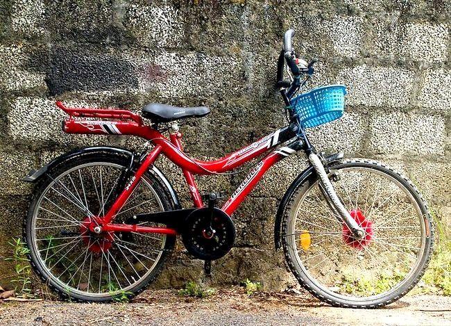 Hoe een fiets te versieren