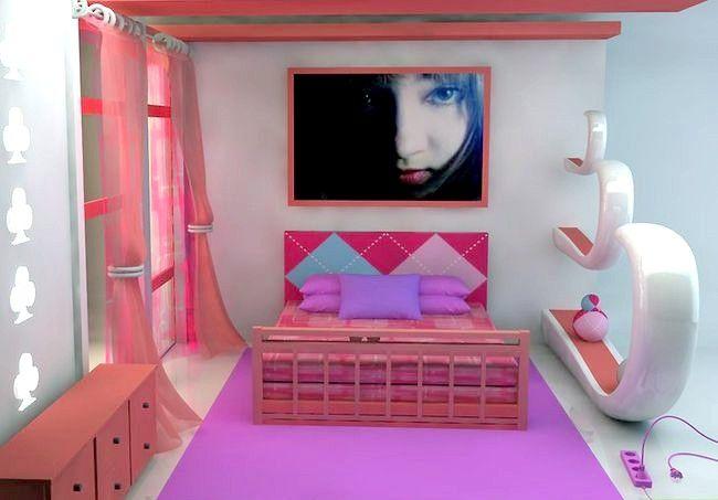 Hoe een kleine kamer te versieren