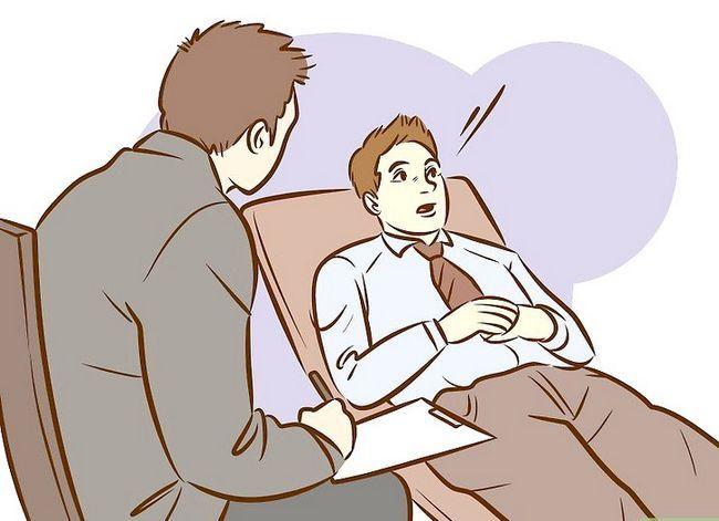Titel afbeelding Get Over Someone Je moet elke dag zien Stap 14