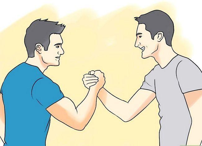 Titel afbeelding Befriend Foreigners Step 7