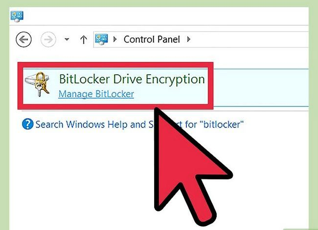 Titel afbeelding Turn Off Bitlocker Step 3