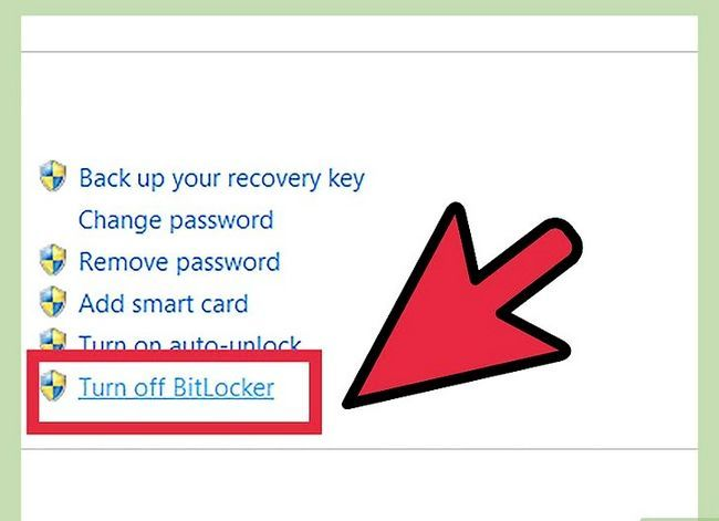 Titel afbeelding Turn Off Bitlocker Step 4