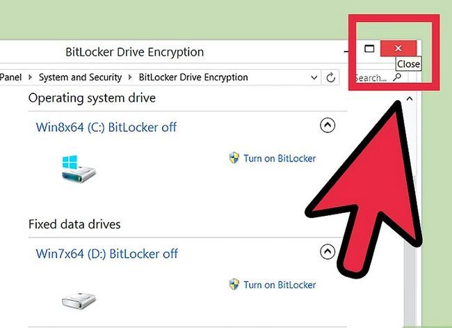 Titel afbeelding Turn Off Bitlocker Step 6