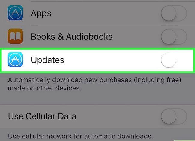 Titel afbeelding Turn Off Automatische updates voor WhatsApp Stap 3