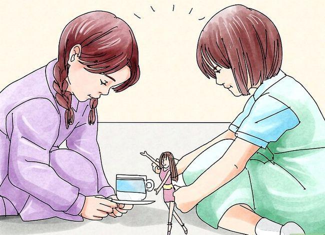 Titel afbeelding Develop Social Skills in Children Step 10