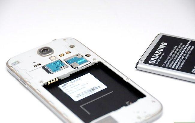 Titel afbeelding Unlock Samsung Galaxy S4 I9505 Step 3
