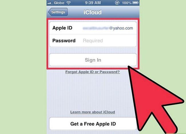 Titel afbeelding Gekopieerde apps downloaden met iCloud Stap 1