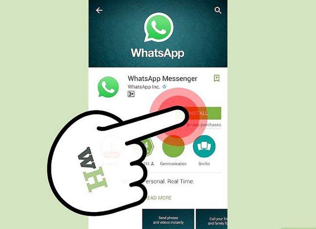 Titel afbeelding Download Apps op de Samsung Galaxy S3 Stap 13