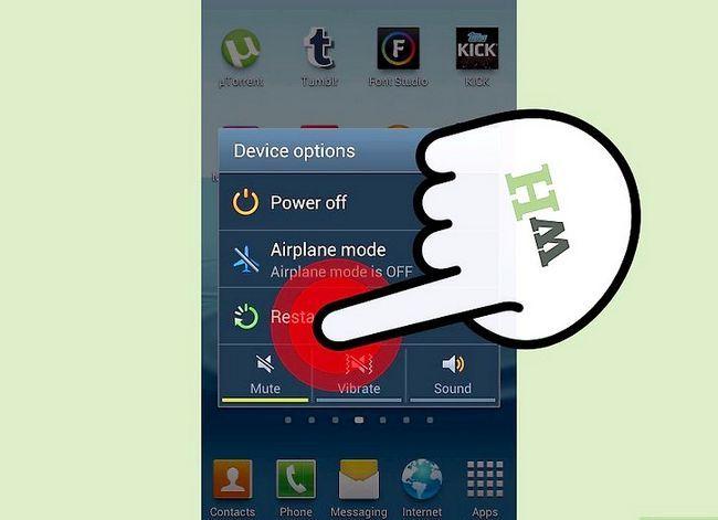 Titel afbeelding Downloaden Apps op de Samsung Galaxy S3 Stap 14