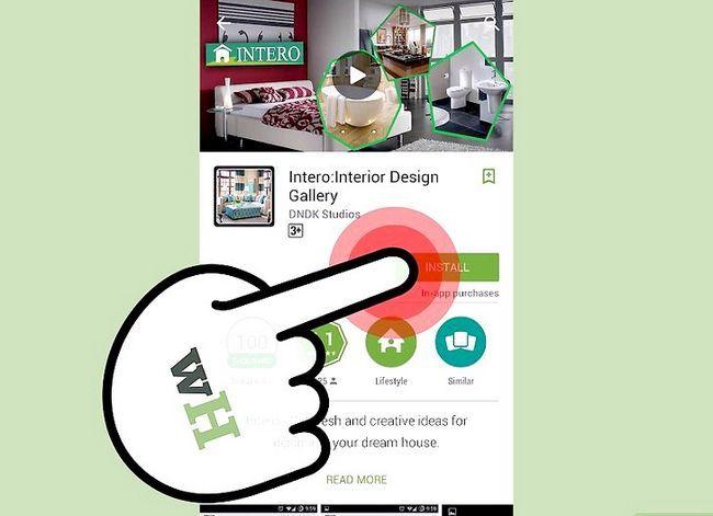 Afbeelding met de titel Download Apps op de Samsung Galaxy S3 Stap 5