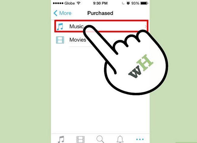 Titel afbeelding iTunes-aankopen downloaden naar een iPhone Stap 4