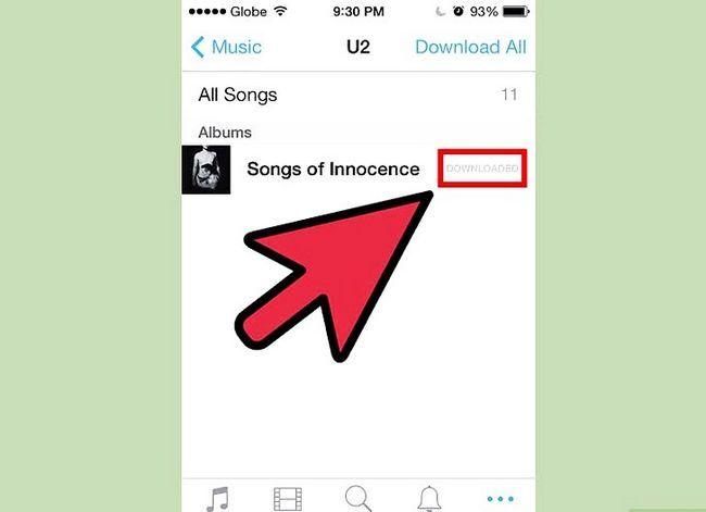 Titel afbeelding iTunes-aankopen downloaden naar een iPhone Stap 5