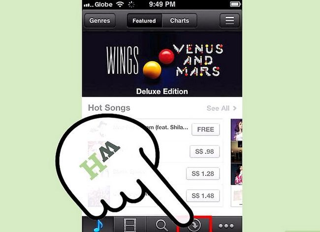 Titel afbeelding iTunes-aankopen downloaden naar een iPhone Stap 7