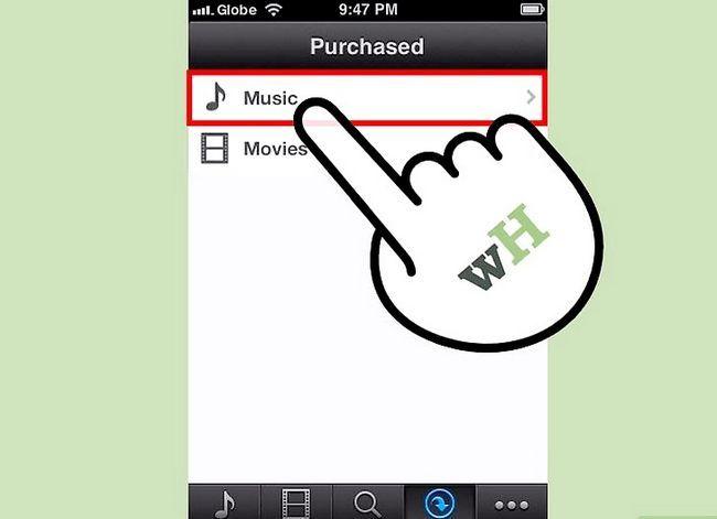 Titel afbeelding iTunes-aankopen downloaden naar een iPhone Stap 8