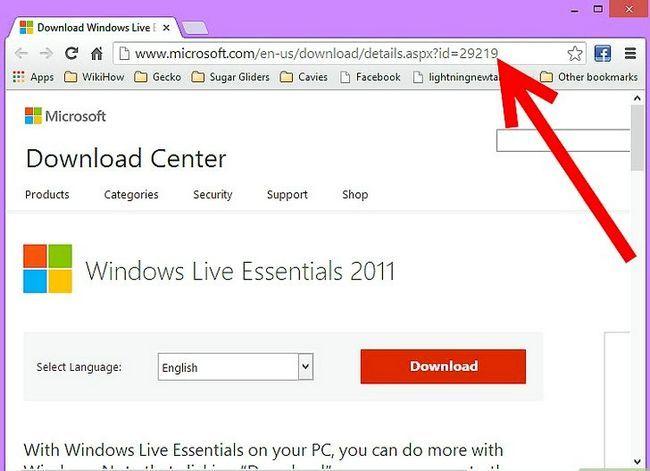 Titel afbeelding Downloaden en installeren Windows Live Messenger Stap 1