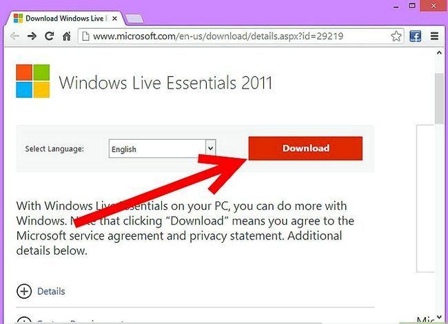 Titel afbeelding Downloaden en installeren Windows Live Messenger Stap 2