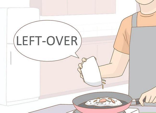 Titel afbeelding Dispose of Food Step 16