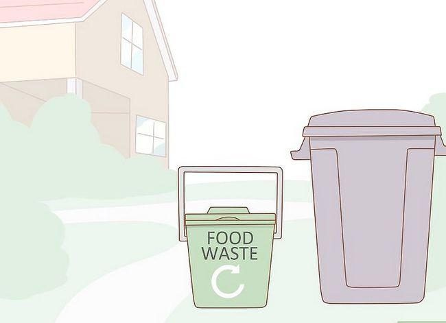Titel afbeelding Dispose of Food Step 3