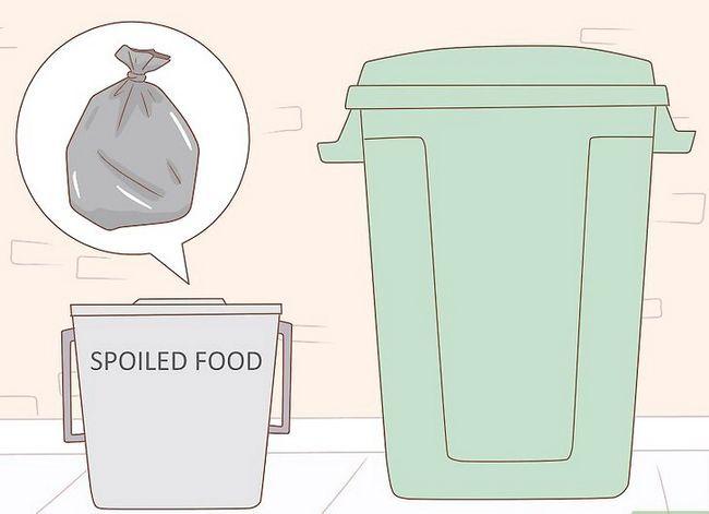 Titel afbeelding Dispose of Food Step 9