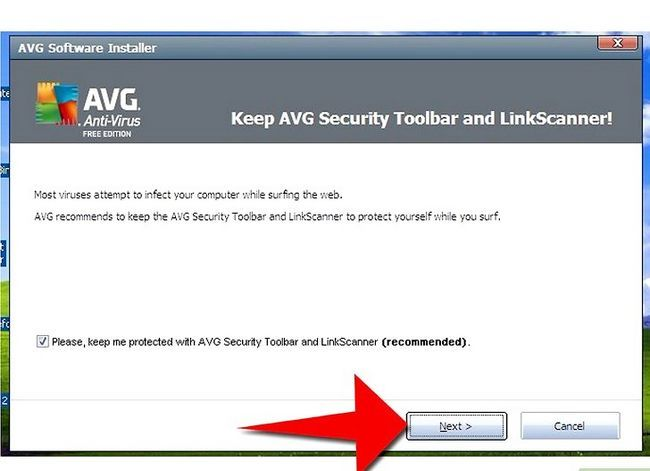 Titel afbeelding Uninstall AVG Antivirus Free Edition 2012 Stap 7