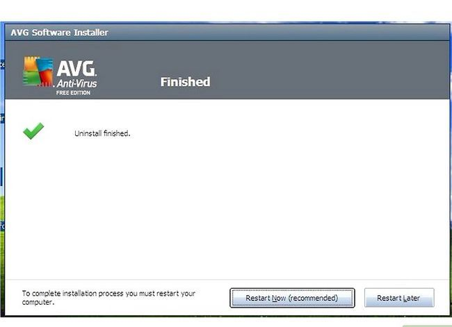 Titel afbeelding Uninstall AVG Antivirus Free Edition 2012 Stap 15