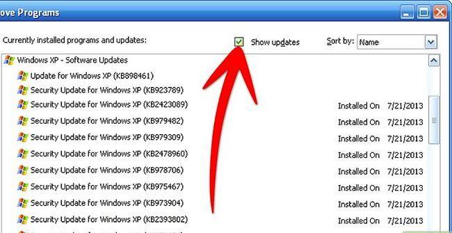 Titel afbeelding Uninstall Windows Media Player 11 Step 13