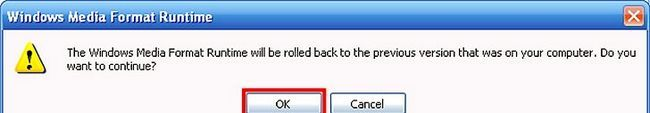 Titel afbeelding Uninstall Windows Media Player 11 Step 16