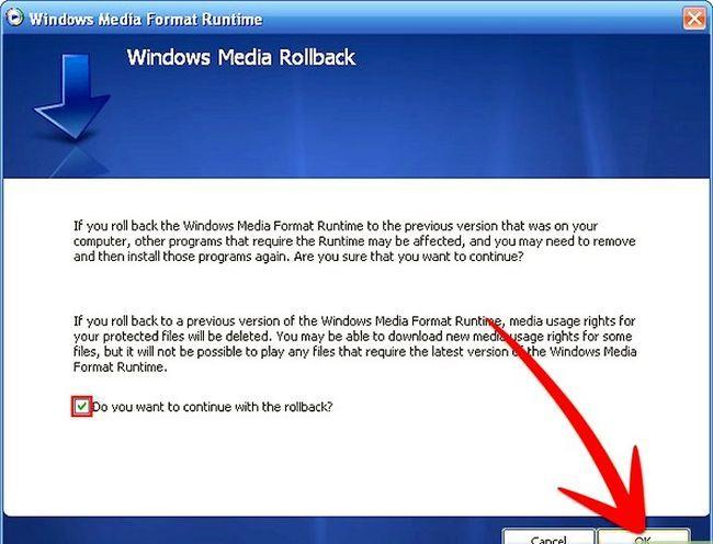 Titel afbeelding Uninstall Windows Media Player 11 Step 17