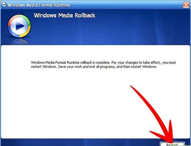 Titel afbeelding Uninstall Windows Media Player 11 Step 18