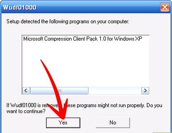 Titel afbeelding Uninstall Windows Media Player 11 Step 23