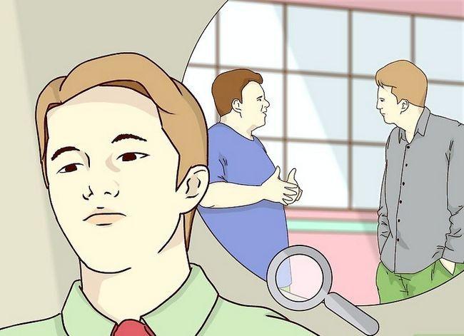 Titel afbeelding Determine Waarom iemand je behandelt Slecht Stap 3