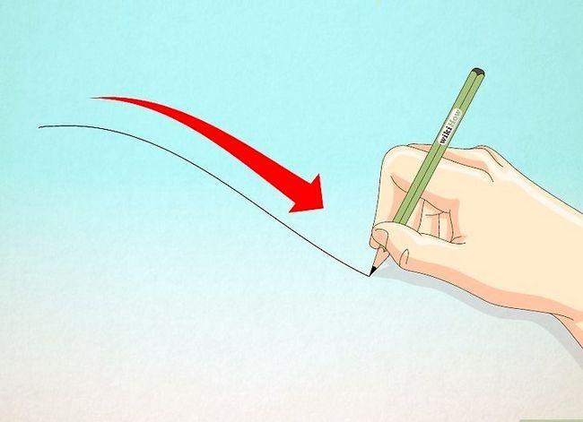 Afbeelding met de titel Draw Leaves Step 1