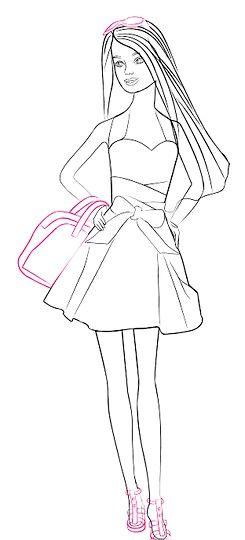 Titel afbeelding Barbie Accessories Step 9