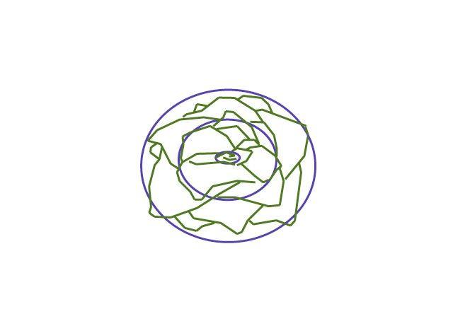 Titel afbeelding Draw Flowers Step 3